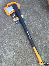 "Authorized 36"" Fiskars Gerber Finland Made Long Splitting Axe XXL X27  Tool"