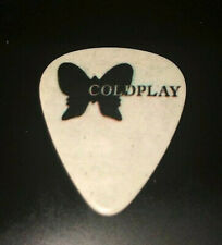 Coldplay guitar pick