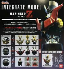 INTEGRATE MODEL MAZINGER Z BUST HEAD PB BANDAI Q2 2020 SET of 3PCS