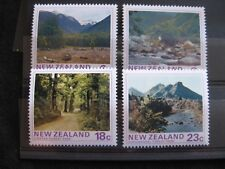 New Zealand: 1975 State Forest Parks (MNH)