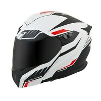 Scorpion EXO-GT920 Full Face Motorcycle Helmet Shuttle White XS 75-1448XS