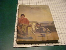 1975 The Drawings of GEORGE CALEB BINGHAM w Catalogue Raisonne Mauric Bloch