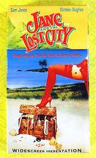 Jane and the Lost City ~ Vhs Movie Video ~ Kirsten Hughes Sam Jones