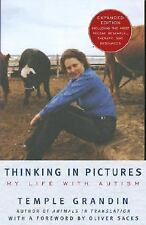Thinking in Pictures : My Life with Autism by Temple Grandin (2006, Paperback, R