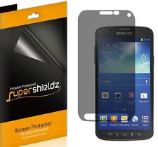 2X Supershieldz Privacy (Anti-Spy) Screen Protector For Samsung Galaxy S5 Active