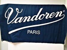 Vandoren Paris Retail Wall Banner