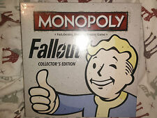 Monopoly Fallout Collector Special Edition Board Game |BRAND NEW FACTORY SEALED