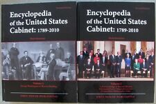 Encyclopedia of The United States Cabinet: 1789-2010s, Vol.1 & 2