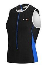 Louis Garneau Men's Pro SL Semi-Relax Tri Top 2015, 80% Nylon 20% Spandex