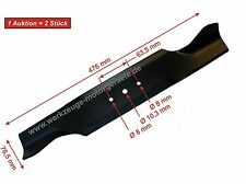 Rasentraktor Messer 91cm Seitenausw. Hight Lift, für MTD / Brill, lesen!