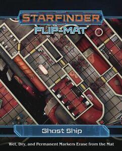 STARFINDER FLIP MAT GHOST SHIP