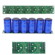 Farad Capacitor 2.7V 500F Super Farad Capacitance With Protection Board Sets