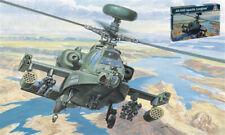 Ah-64 D Apache Hélicoptère Plastique Kit 1 72 Model 0080 ITALERI