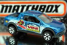 2015 Matchbox Power Grabs #5 2011 Volkswagen Saveiro Cross