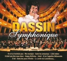 JOE DASSIN - JOE DASSIN SYMPHONIQUE [BONUS DVD] [DIGIPAK] (NEW CD)