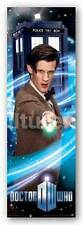 SCIENCE FICTION POSTER Doctor Who Doctor Matt Smith and Sonic Screwdriver