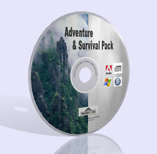 Outdoor Adventure and Survival Pack - Tutorial Videos, Guides and More! CD
