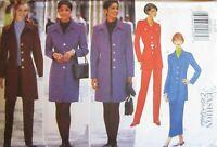 Vintage Butterick SEWING Pattern 4667 Misses Jacket Skirt Pants UNCUT NEW FF OOP