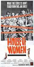 House Of Women PosteR 03 Metal Sign A4 12x8 Aluminium