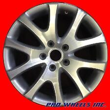 "VOLKSWAGEN TOUAREG 2006-2010 19"" MACHINED SILVER ORIGINAL OEM WHEEL RIM 69903"