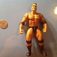 WWF Jakks Wrestling The Rock Dwayne Johnson Action Figure Wrestler WWE WCW ECW