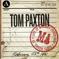 Live At Mccabe's Guitar Shop - Tom Paxton (2006, CD NIEUW)
