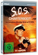 SOS Charterboot * DVD Abenteuerserie mit Ty Hardin * Pidax Neu