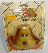 NEW OLD STOCK VINTAGE 1985 PLASTIC TONKA POUND PUPPIES NITE LITE NIGHT LIGHT