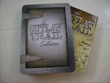 THE OUTLAW TRAIL COLLECTION - 3CD+2DVD BOXSET NEW UNPLAYED 2008 - JOHNNY CASH
