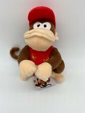 Super Mario All Star Collection Donkey Kong Junior Plush New With Tags