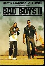 Bad Boys II 2 (DVD, 2004, With Slipcover) NEW Will Smith, Martin Lawrence