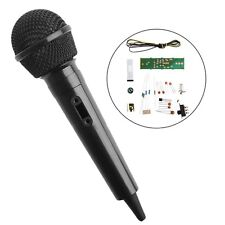 Wireless Microphone FM Kit Training Electronics Production Parts DIY