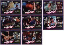 SUPER UP! FOTOBUSTA 8 PZ. SEXCOMEDY RUSS MEYER MARGO WINCHESTER 1978 LOBBY CARD