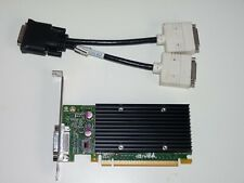 NVidia NVS 300 dual screen prof Graphics Card, HP branded including twin cable