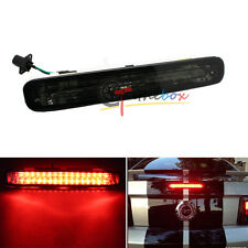 Smoked Lens Super Bright 16-LED Third 3rd Brake Light For 2005-2009 Ford Mustang