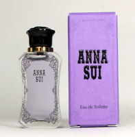 ANNA SUI Eau de toilette  4 ML. 0.13 FL.OZ. MINI PERFUME NEW IN BOX