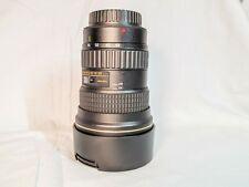 Tokina ATXAF168FXC 16-28mm F2.8 FX DSLR Camera Lens for Canon EF - Black