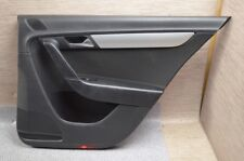 VW Passat 3C B7 2011Bj Limousine Türverkleidung Türpappe hinten rechts 3AE867212