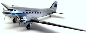 Herpa 1/200 Scale 557108 - McDonnell Douglas DC-3 Finnish Airlines