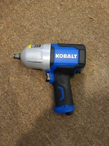 KOBALT 1/2 IN 1000FT/LB PNEUMATIC IMPACT WRENCH SGY-AIR236