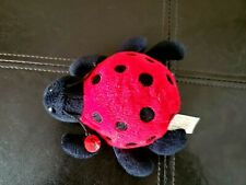 "Bearington Baby - Dot the Musical Ladybug Toy 5"" Discontinued"