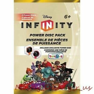 New Disney Infinity Game Power Disc Gold Pack Exclusive Blind Package Series 6