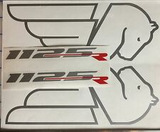Buell Pegasus Outlines Decals. 1125R Decals. 1Pair ea. Or choose your color.