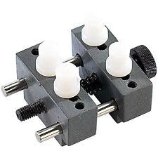 Mini Schraubstock und Spannrahmen für Uhren & Feinarbeiten