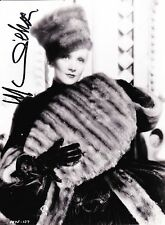 Marlene Dietrich  Autograph 3, Original Hand Signed Photo