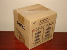 GENUINE OEM NEC NP02LP Projector Lamp for NP40, NP50 (comes with cooling pump)