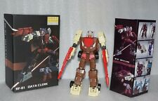 New Transform Toy Yes-Model YM-11 Data Clerk Figure in Stock