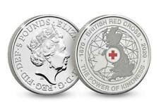 2020 UK British Red Cross £5 Coin