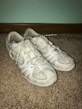 varsity cheer shoes size 8