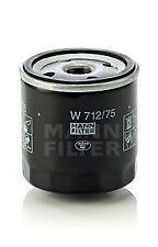 MANN-FILTER W 712/75 Oil Filter